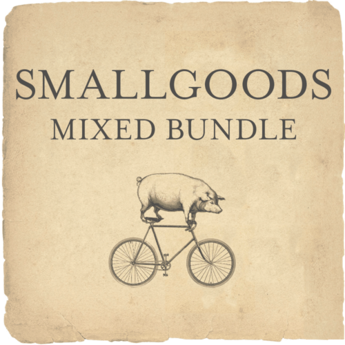 Smallgoods mixed bundle